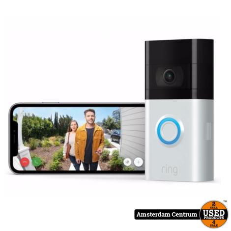 Ring Video Doorbell 3 | Nieuw in doos