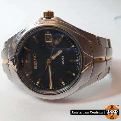 Seiko 7n42-0800 Quartz Horloge | Incl. garantie