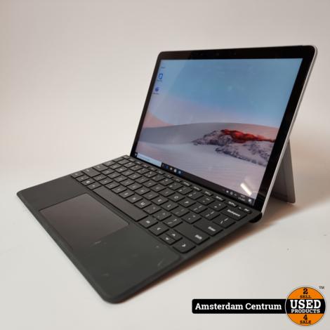Microsoft Surface Go 2 M3 8GB 128GB SSD | Incl. lader en garantie