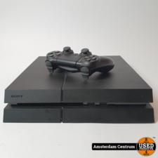 PlayStation 4 500GB Zwart   incl. 1 Controller