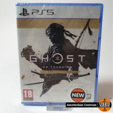 Playstation 5 Game: Ghost of Tsushima   Nieuw