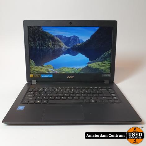 Acer Aspire A-114-32-C7HQ 64GB SSD 4GB Celeron   Incl. lader en garantie