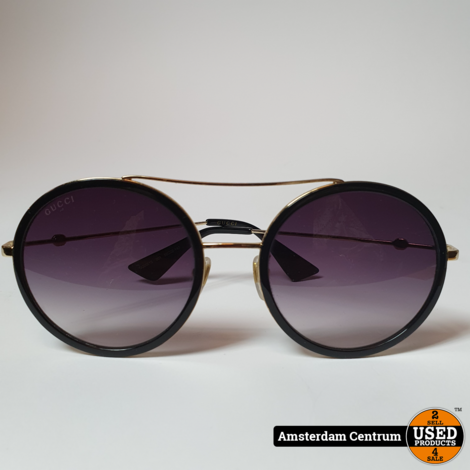 Gucci GG0061S Dames Zonnebril | Excl. koker