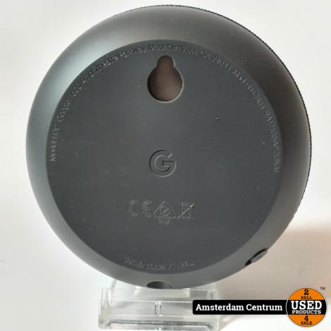 Google Nest Mini Speaker Zwart/Black | Nette staat
