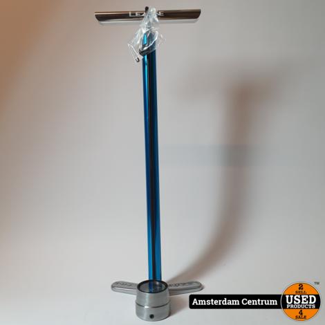 Lezyne CNC Travel Floor Drive fietspomp | ZGAN