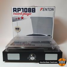 Fenton RP108B USB Platenspeler | ZGAN