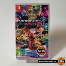 Nintendo Switch Game: Mario Kart 8 Deluxe | Nieuw