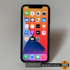 iPhone 11 64GB Zwart/Black | Nette staat