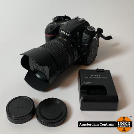 Nikon D7000 incl. AF-S 18-105mm F/3.5-5.6G VR ED   Incl. garantie