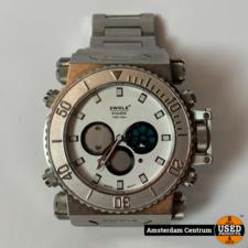 Swole O'CLOCK VIP V.1.0 P1804 50mm Herenhorloge   In nette staat