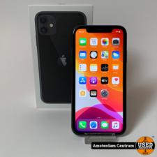 iPhone 11 64GB Space Gray | Nette staat in doos