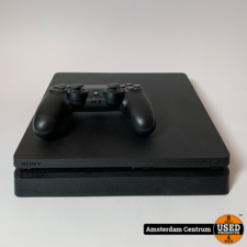 Playstation 4 Slim 500GB Zwart/Black | Incl. garantie
