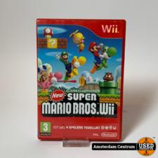 Wii Game : Super Mario Bros Wii