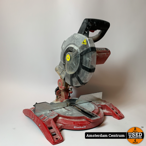 Einhell TCMS2112 Afkortzaag 1400W | Incl. garantie