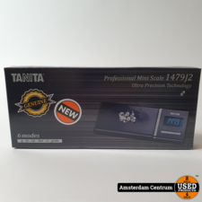 Tanita Tanita 1479J2 Professional Mini Scale   Nieuw in doos