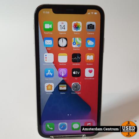 iPhone 11 64GB Wit/White   Incl. lader en garantie