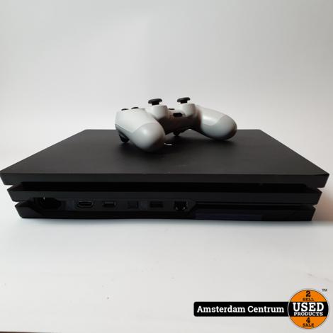 Playstation 4 Pro 1TB Zwart/Black   Incl. 1 controller