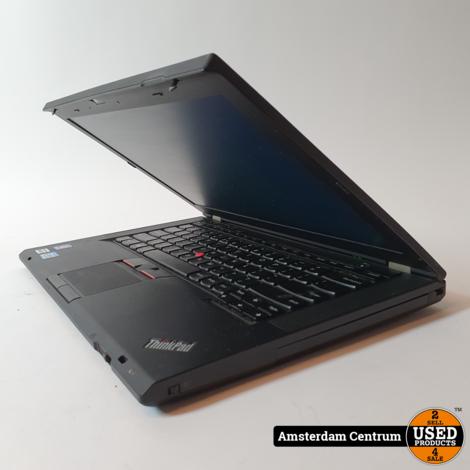 Lenovo T430S i5-3320 4GB 250GB   Incl. lader