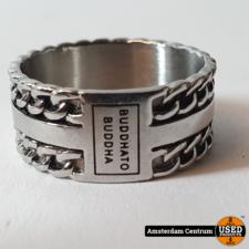 Buddha To Buddha Ring Chain Texture | Nette staat