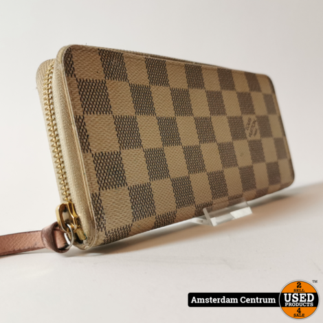 Louis Vuitton N61264 PF. Clemence D. Azur Wallet | incl. bon