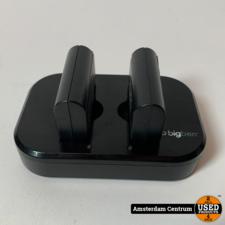 BigBen BB7257 Dual Battery Charger met 2 accu's Xbox One   Incl. garantie
