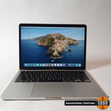 Apple Macbook Pro 2020 13-inch i5 8GB 512GB Touchbar | Incl. lader