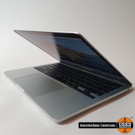 Macbook Pro 2020 13-inch i5 8GB 512GB Touchbar | Incl. lader