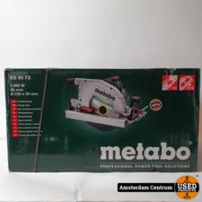 Metabo Metabo KS 85 FS Cirkelzaag | Nieuw in doos