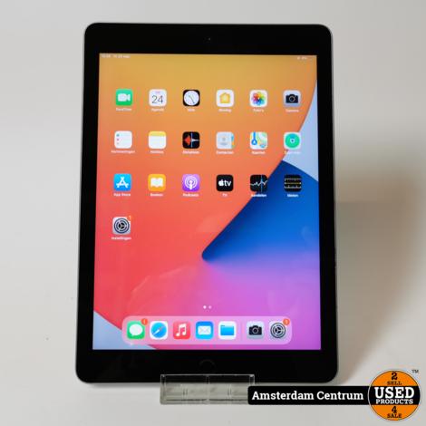 iPad 2017 (5th Gen.) 32GB WiFi Space Gray #10 | Incl. garantie