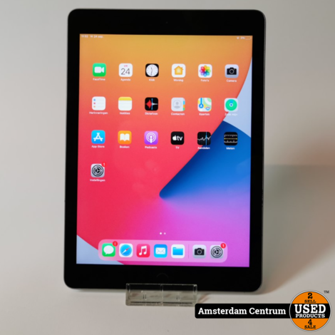 iPad 2017 (5th Gen.) 32GB WiFi Space Gray #4   Incl. garantie