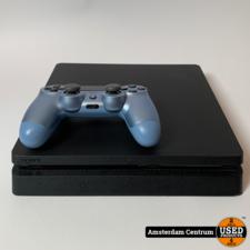Playstation 4 Slim 1TB Zwart/Black | Incl. controller