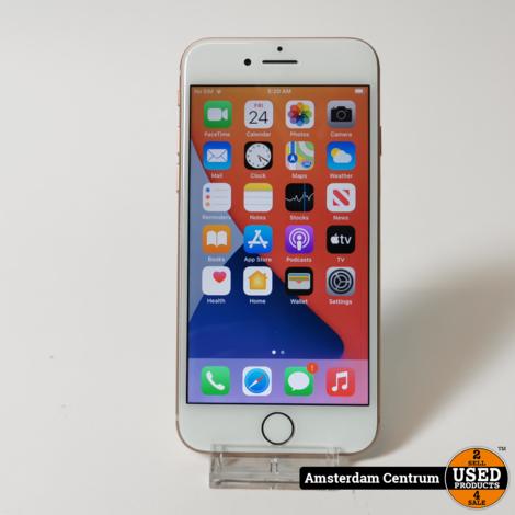 iPhone 8 64GB Goud/Gold   Onbeschadigd #2