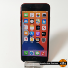 Apple iPhone 8 64GB Rood/Red | Onbeschadigd #4
