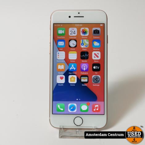 iPhone 8 64GB Goud/Gold   Onbeschadigd #1