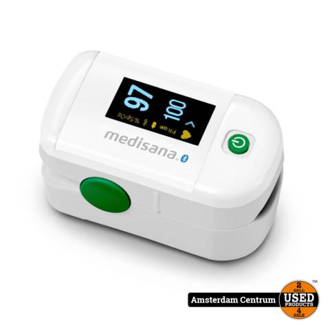 Medisana Saturatiemeter PM 100 Black | Nieuw in doos