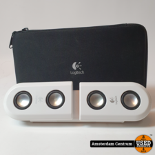 Logitech MM22 Portable Speakers   In hoes