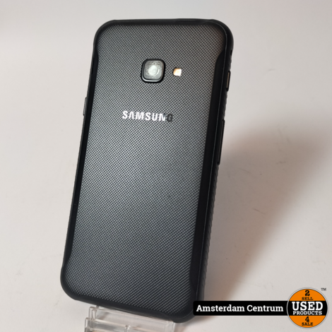 Samsung Galaxy Xcover 4 16GB Zwart/Black   In nette staat #5
