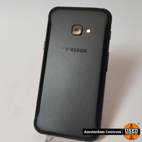 Samsung Galaxy Xcover 4 16GB Zwart/Black | In nette staat #2