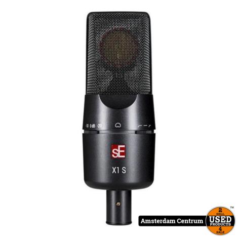 SE Electronics X1 S studio condensatormicrofoon | Nieuw in seal