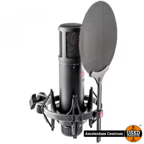 SE Electronics SE2200 grootmembraan condensatormicrofoon | Nieuw in seal