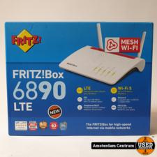 FritzBox 6890 LTE International Router | Nieuw in seal