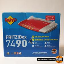 FritzBox 7490 Router   Nieuw in seal