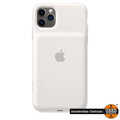 iPhone 11 Pro Max Smart Battery Case White #2 | Nieuw in Seal