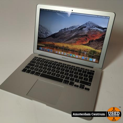 Macbook Air 2017 13-inch i5 8GB RAM 128GB SSD | Zeer nette staat