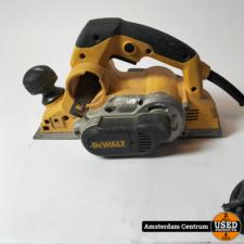 DeWalt D26500-QS 1050W Schaafmachine   Incl. garantie