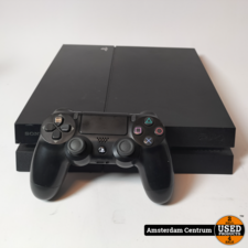 Playstation 4 500GB Zwart/Black | Incl. controller