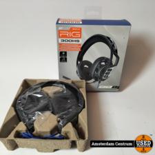 Nacon RIG 300HS Gaming Headset PS4 PS5 PC | ZGAN