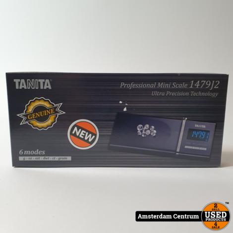 Tanita 1479J2 Professional Mini Scale Weegschaal #4 | Nieuw in Doos