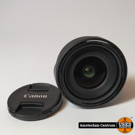 Tokina AT-X SD 17-35MM F/4 Pro FX Canon   Nette Staat