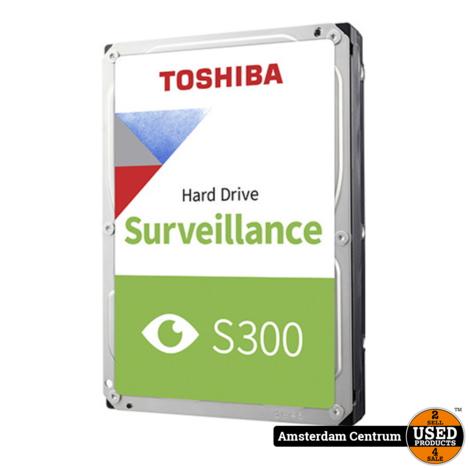 Toshiba Surveillance S300 1TB Harde Schijf   Nieuw